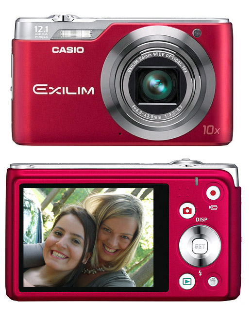 Casio EX-H5 digital camera