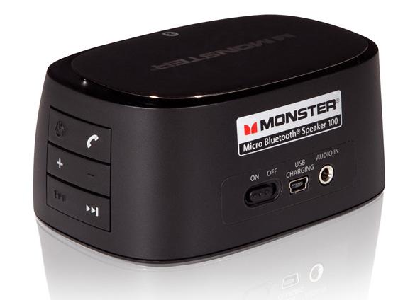 Clarity HD Precision Micro Bluetooth Speaker