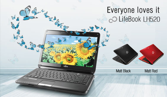 Fujitsu LifeBook LH520