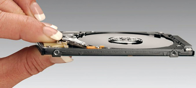 Hitachi Z-Family 7mm-thick hard drives