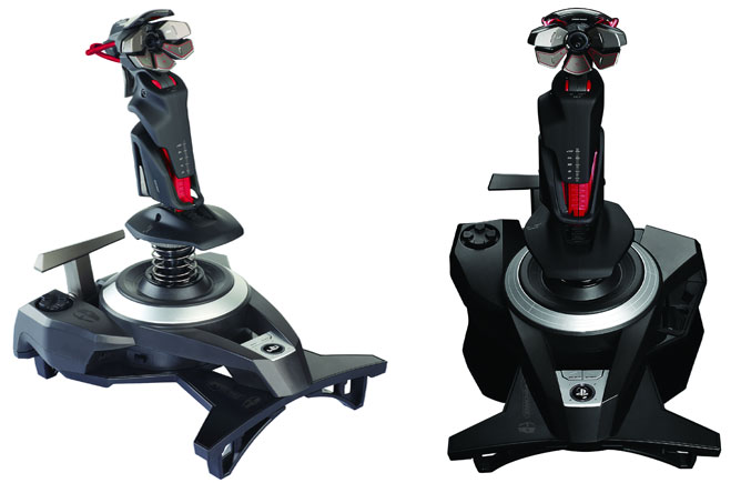 Mad Catz Interactive Cyborg F.L.Y. 9 Wireless Flight Stick