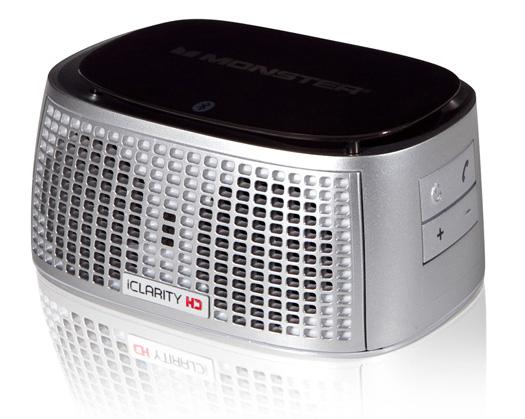 Monster iClarityHD Precision Micro Bluetooth Speaker 100