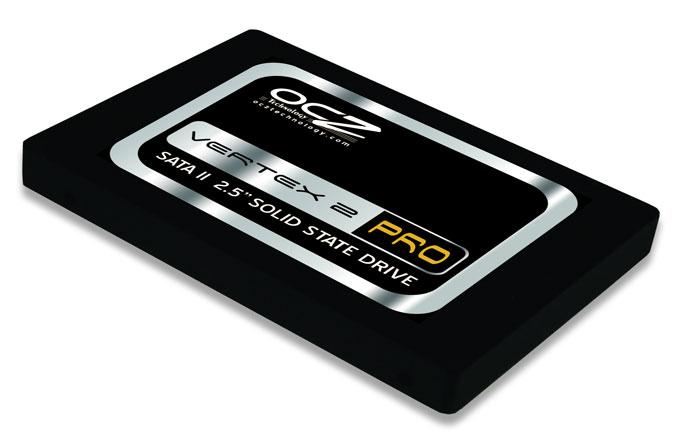 OCZ Technology Vertex 2 Pro and EX SSDs