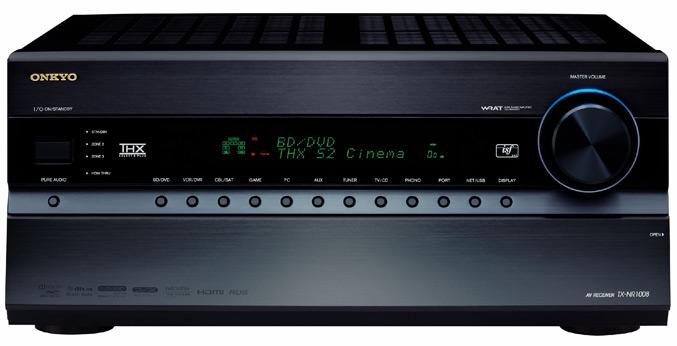 Onkyo TX-NR1008 – black
