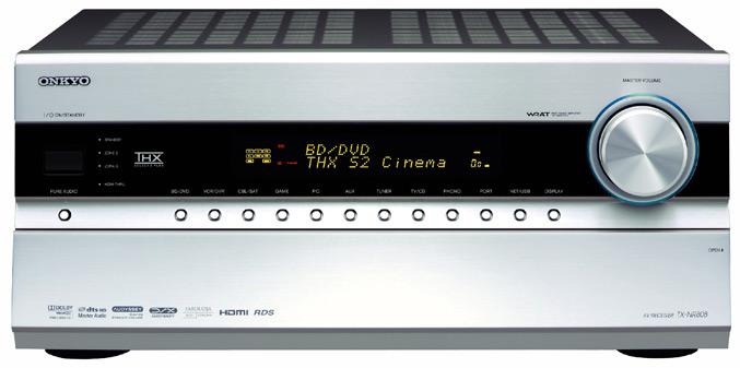 Onkyo TX-NR808