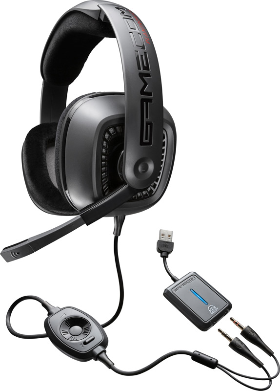 Plantronics GameCom 777 Gaming Headset