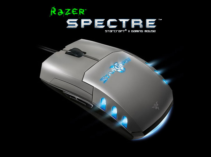 Razer Spectre gaming mouse