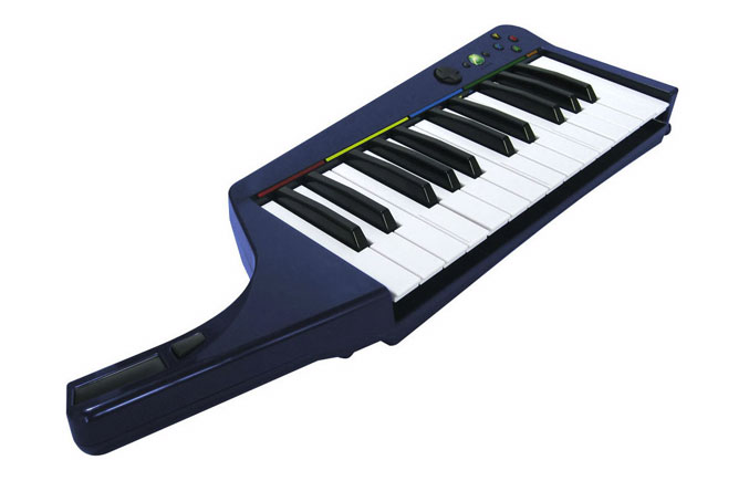 Rock Band 3 Instruments and Accessory – Keyboard