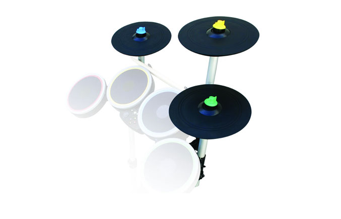 Rock Band 3 Instruments and Accessory – Cymbals