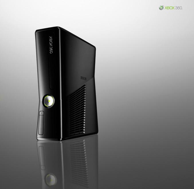The new Xbox360