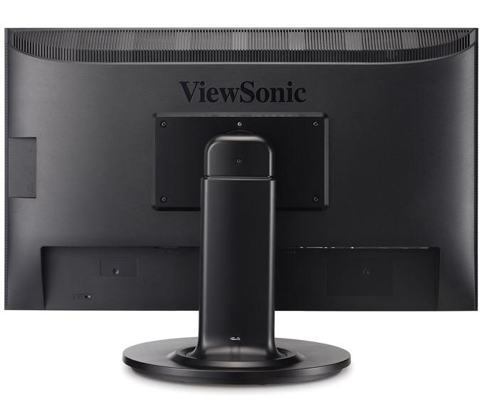 ViewSonic VG2728wm back