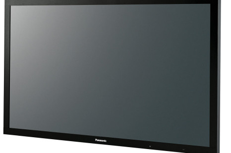 Large Format FULL High-Definiton 3D Plasma Displays by Panasonic