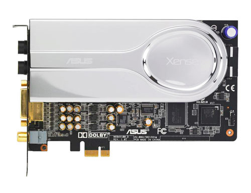 Asus Xonar Xense One soundcard