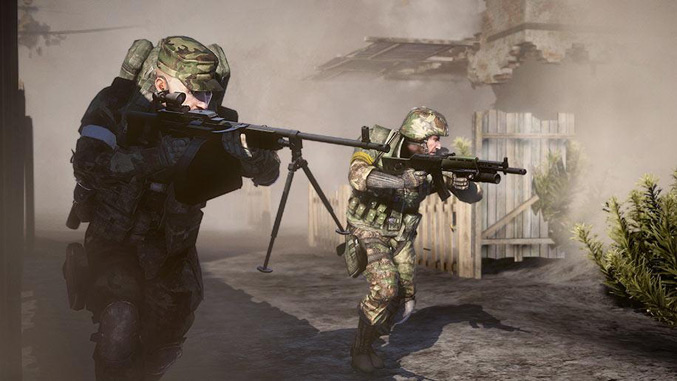 Battlefield: Bad Company 2 Onslaught Mode