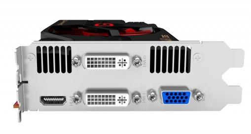 Gainward GeForce GTX 460 2GB GS