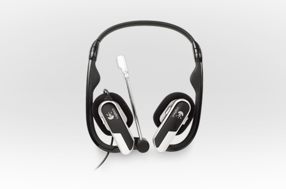 Logitech Laptop Headset H555