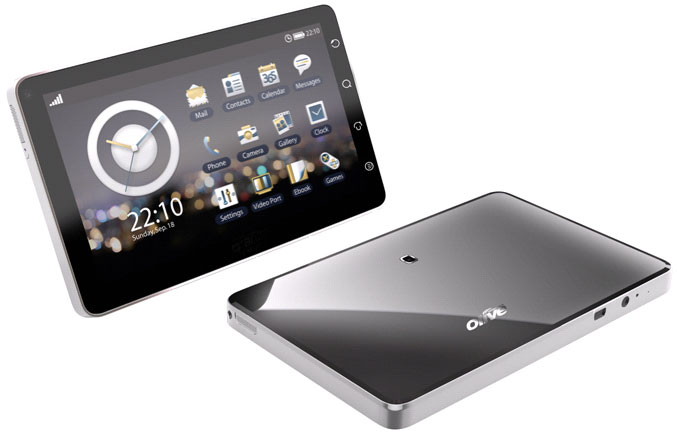 The First 3D Tablet in India Launched by Olive Telecom