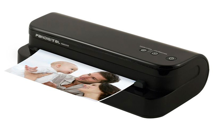Pandigital Personal Photo Scanner and Converter