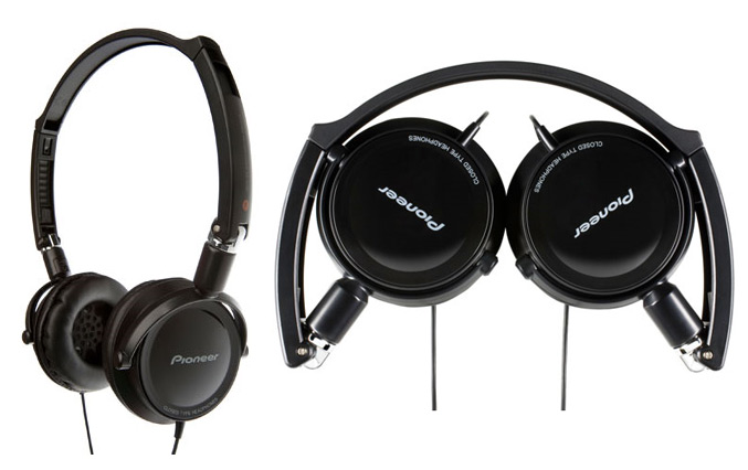 Pioneer EQ SE-MJ21 Headphones