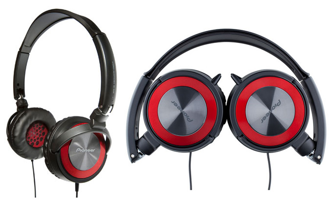 Pioneer Loop SE-MJ31 Headphones