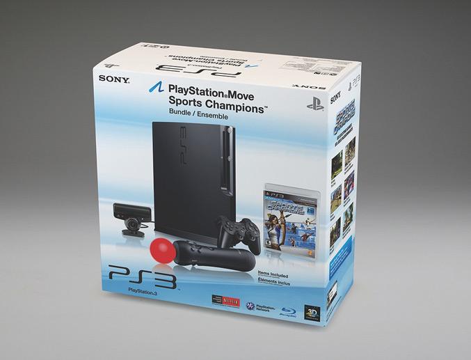 PlayStation 3 Sports Champion Move Bundle