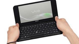 Sony VAIO P-Series TouchPad