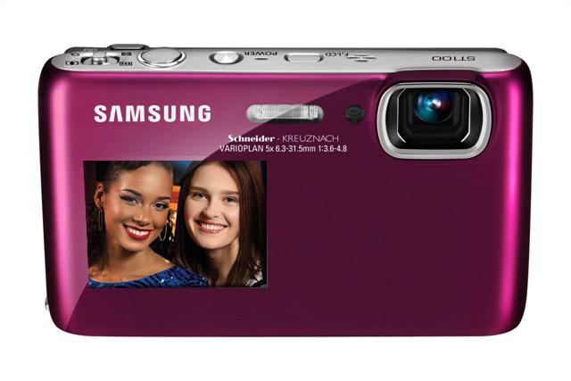 Samsung DualView ST100 digital camera