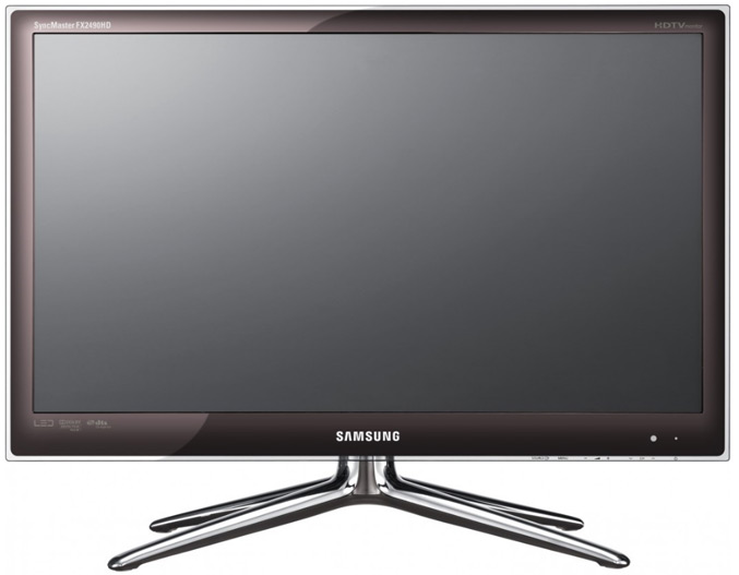 Samsung SyncMaster FX2490HD