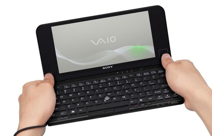 Sony VAIO P-Series TouchPad