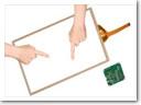 Fujitsu's Multi-Input Touch Panels