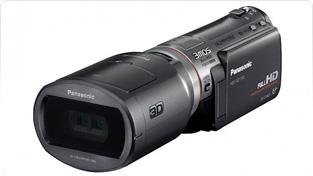 Panasonic hdc sdt750 3d camcorder