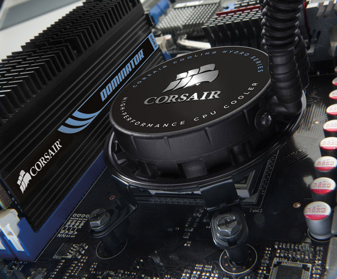 Corsair Hydro Series H70 CPU Cooler