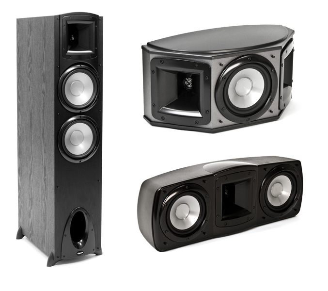 Klispch Synergy Speakers