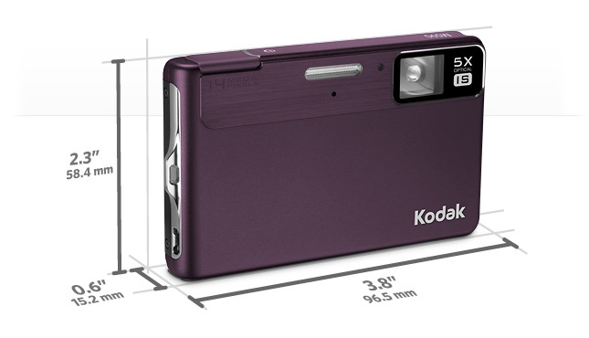 Kodak Easyshare M590 Digital camera