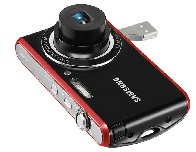 Samsung PL90 digital camera