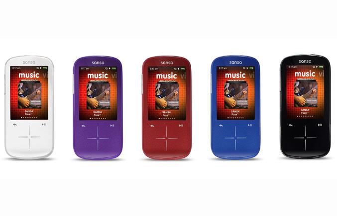 Sansa Fuze Plus Portable Player