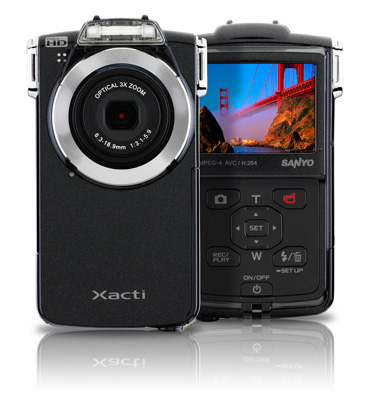 Sanyo VPC-PD2BK camera