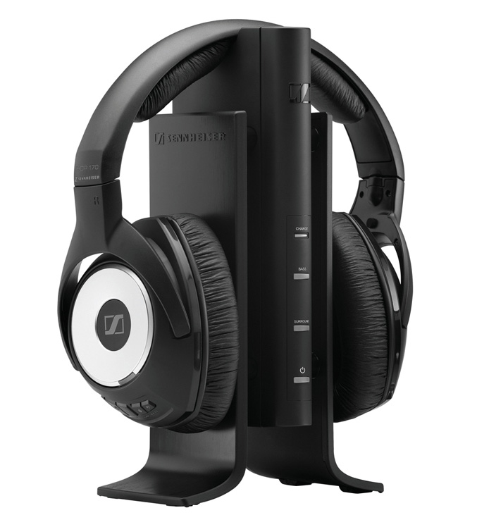 Sennheiser RS170 Wireless headphones