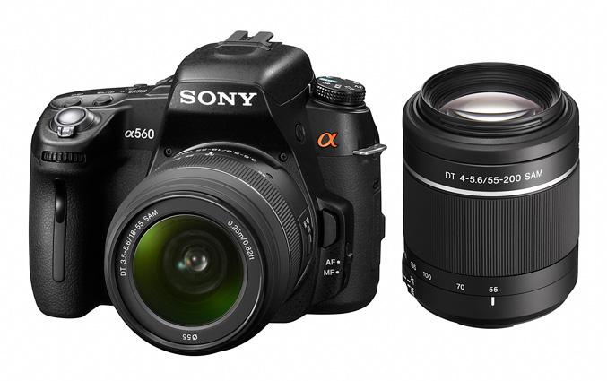Sony A560