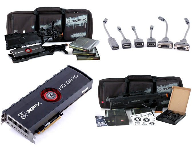 XFX ATI Radeon HD 5970 Black Edition Limited