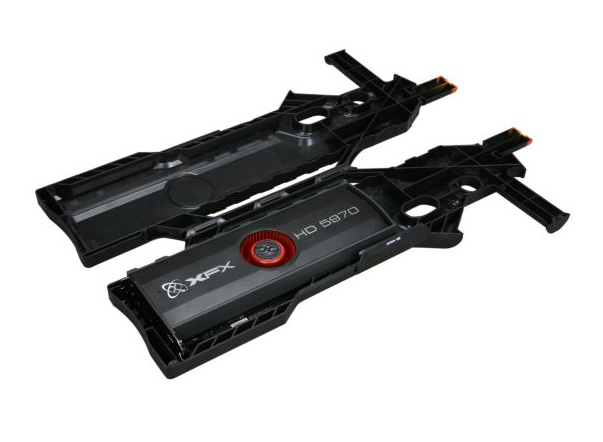 ATI Radeon HD 5970 Black Edition Limited