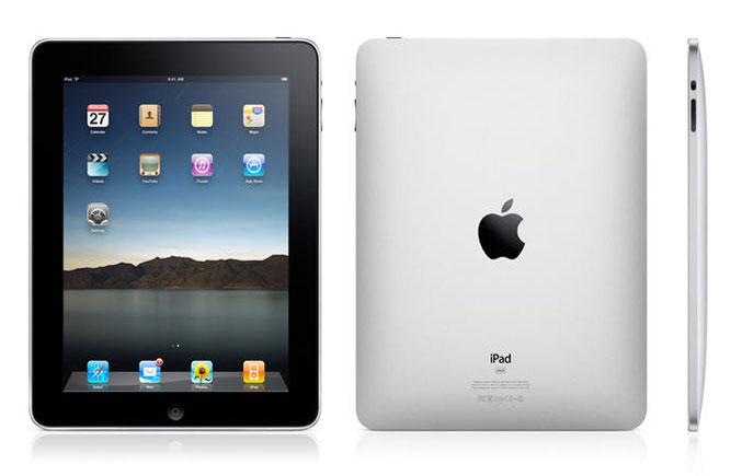 Apple iPad in China