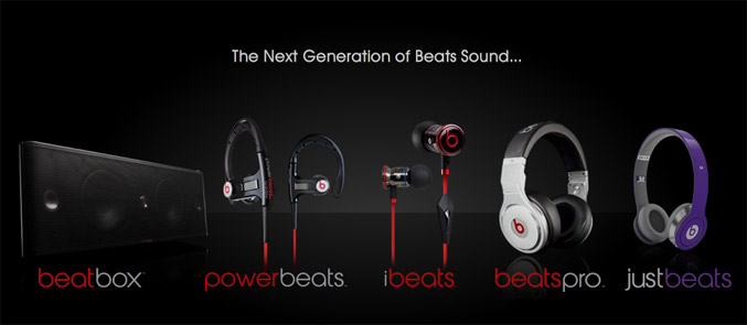 Beats By Dr Dre And Monster Unveil Five New Products