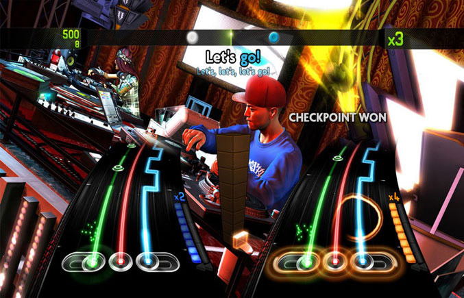 DJ Hero 2 and Guitar Hero: Warriors of Rock Demos