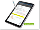 Kno-Single-screen-tablet-textbook