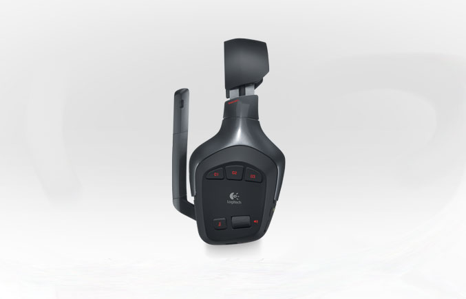 Logitech G930 Headset Review – Buttons