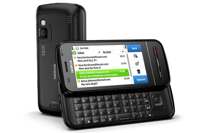 Nokia New Family Smartphones C6