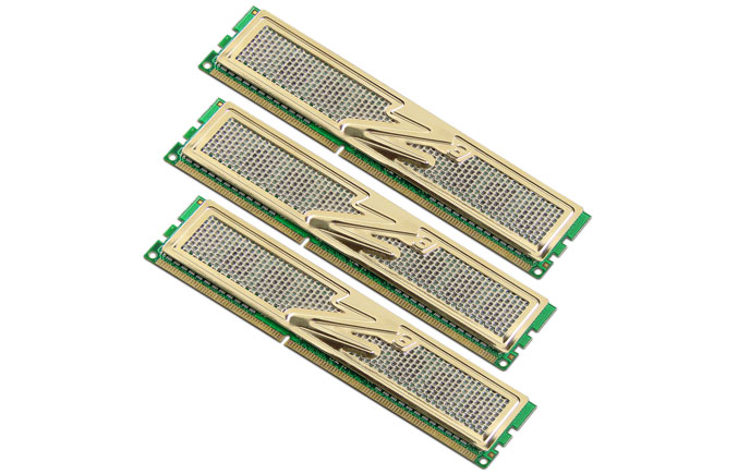 Next-Gen Low Voltage DDR3 Memory Kits Announced by OCZ Technology