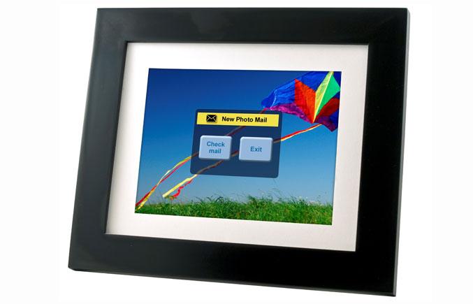 Pandigital Mail Photo Frame