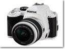 Pentax K-r White